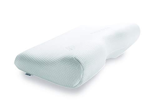 TEMPUR Millennium Kopfkissen Memory Foam, ergonomisches Nackenstützkissen für Rückenschläfer, Größe M