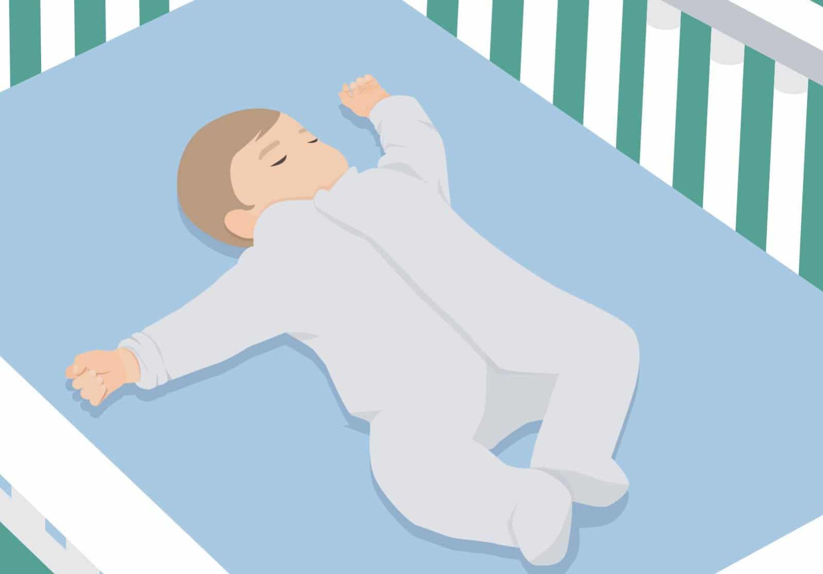 Baby zum Schlafen bringen: Rituale können helfen, Kindern das Einschlafen zu erleichtern.