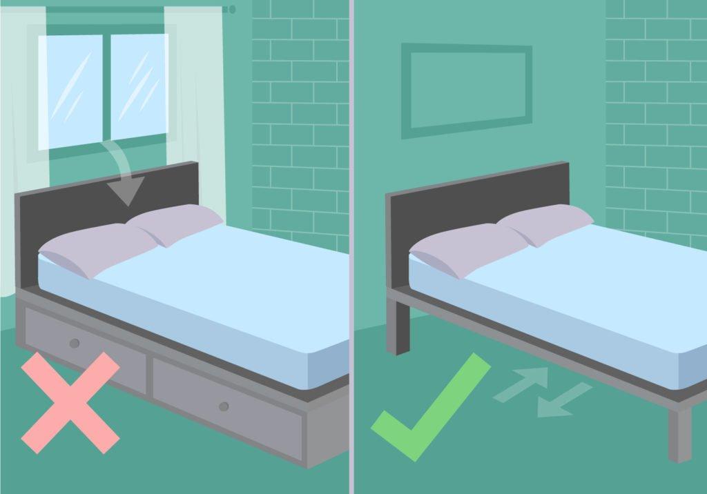 Feng Shui Schlafzimmer und die wichtigsten Regeln | matratzenwissen.de