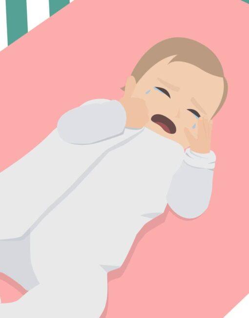 Ferber-Methode: Es ist eine Form des Schlaftrainings für Babys und Kleinkinder.