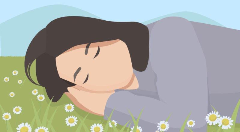 Frühjahrsmüdigkeit - ist keine Krankheit und eher eine Anpassungsschwierigkeit des Körpers