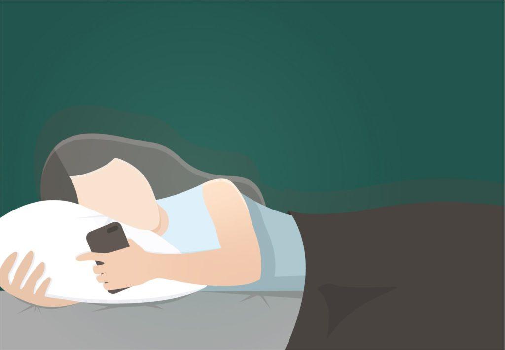 Handy Am Bett Mögliche Gefahr Im Schlafzimmer Matratzenwissende