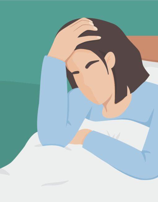 In fremden Betten schlafen: Die erste Nacht in fremder Umgebung ist oft kurz und wenig erholsam.