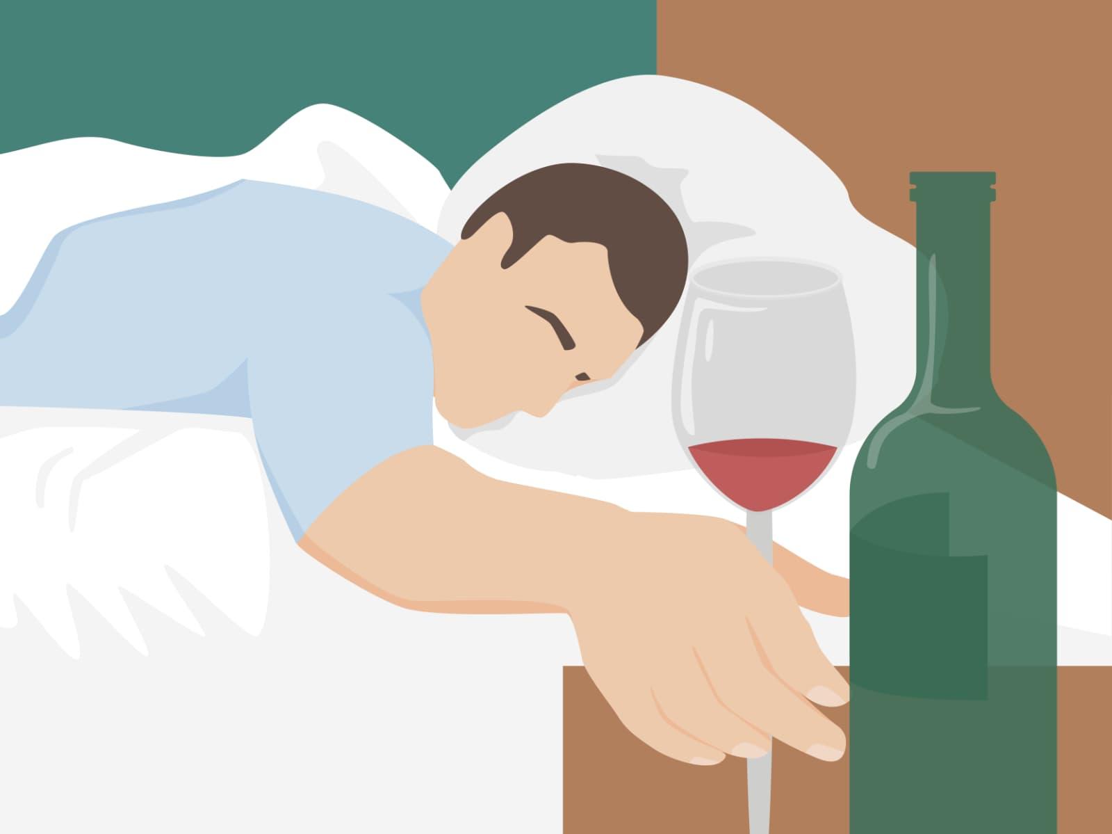 Irrtümer Schlaf: Manche Schlaf-Irrtümer können gefährlich werden und sogar Schlafstörungen fördern.