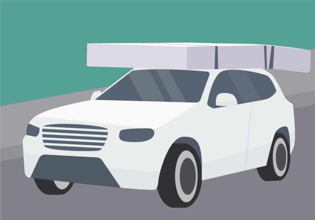 Matratze transportieren: Worauf muss man achten?