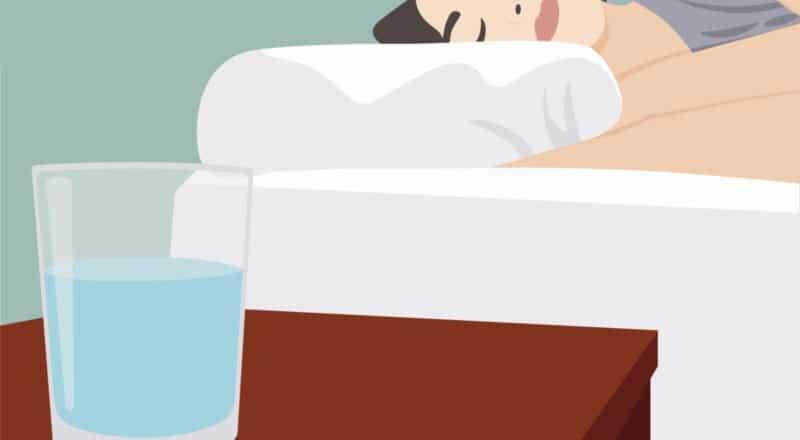 Melatonin: Das körpereigene Hormon hat einen großen Einfluss auf den Schlaf-Wach-Rhythmus.