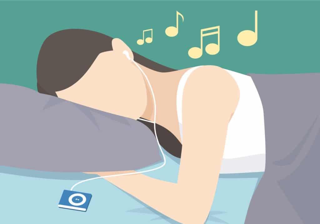 Musik zum Einschlafen - (Ein-)Schlafstörungen können durch Musik überwunden werden