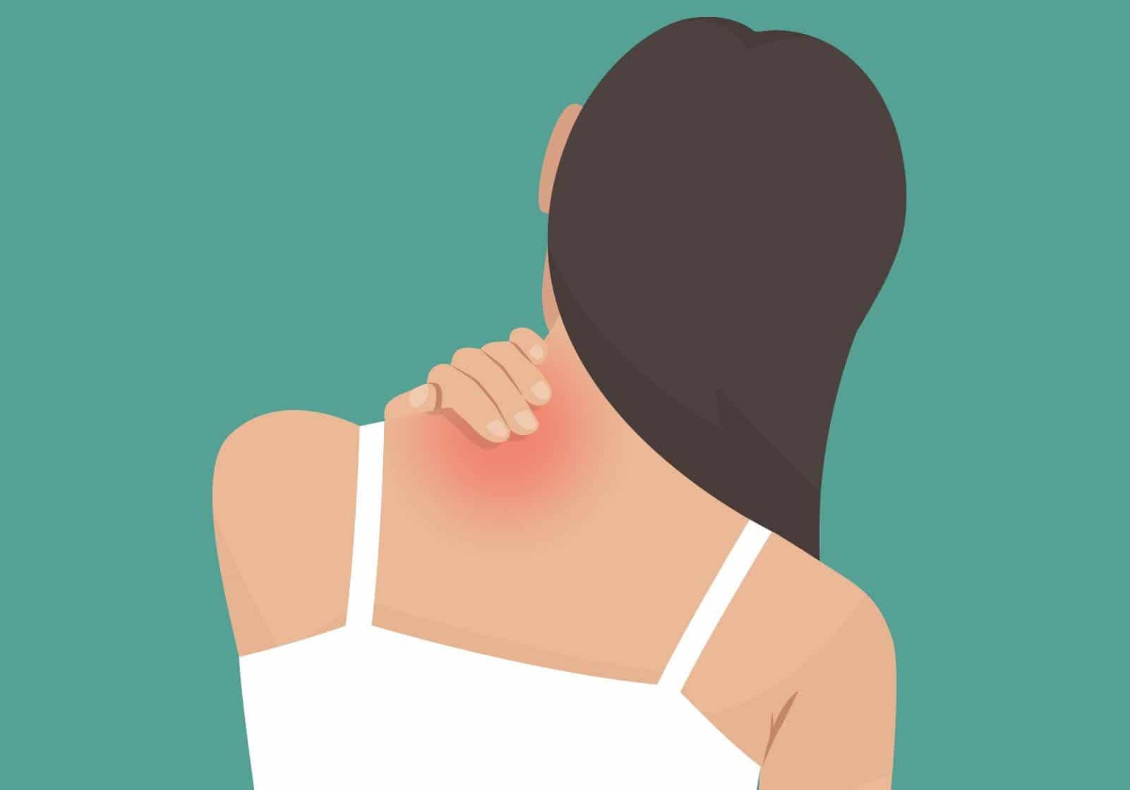 Nackenschmerzen nach Schlafen: Sie werden üblicherweise durch längeres Verharren in einer ungünstigen Position hervorgerufen.