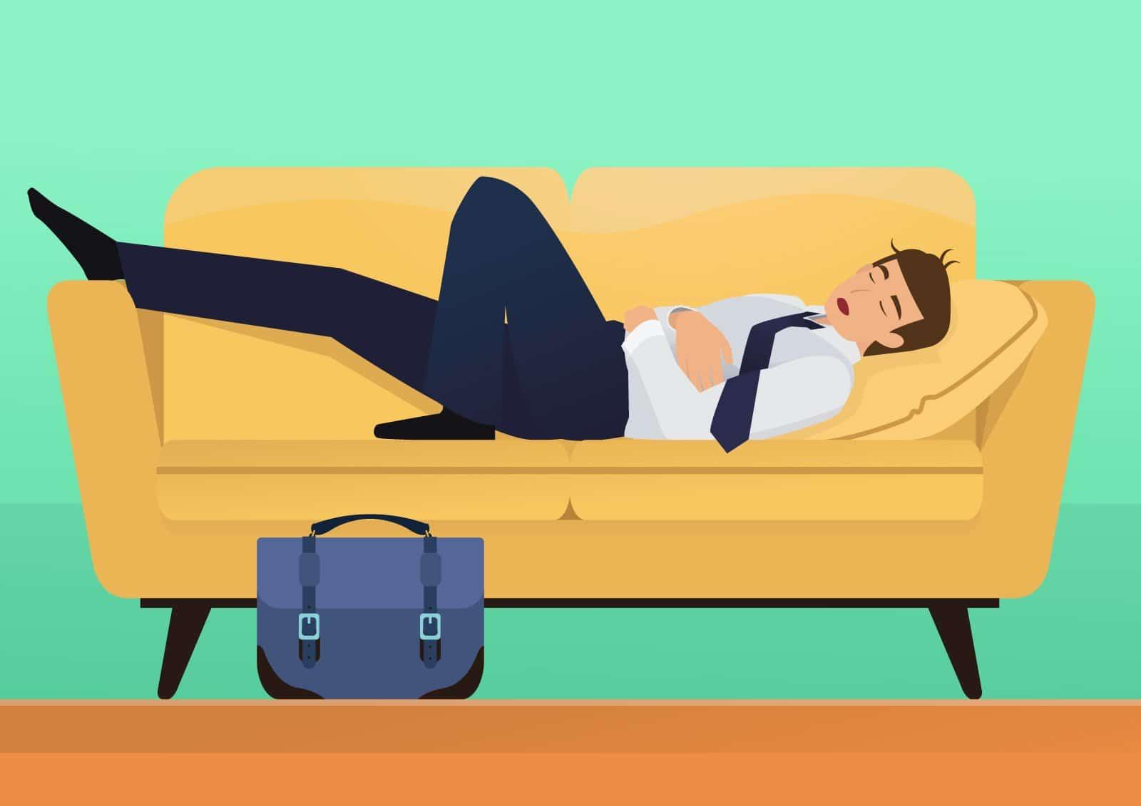 Powernap - Der Kurzschlaf unter der Lupe