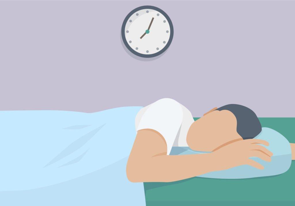 Die perfekte Schlafdauer – das Wichtigste in aller Kürze