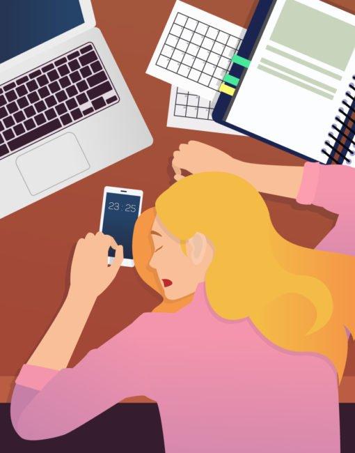 Maßnahmen der Schlafhygiene können guten Schlaf fördern und sogar Schlafstörungen beheben