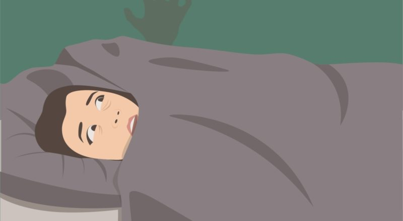Schlafparalyse: Es ist eigentlich eine natürliche Schutzfunktion des Körpers.