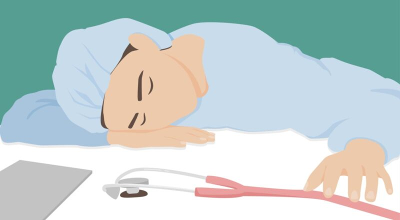 Schlaftipps für Schichtarbeiter: Entspannungsrituale können dabei helfen, nach einer Nachtschicht besser zu schlafen.