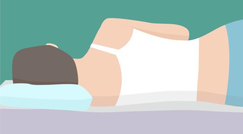 Seitenschläfer: Die beliebteste aller Schlafpositionen unter der Lupe