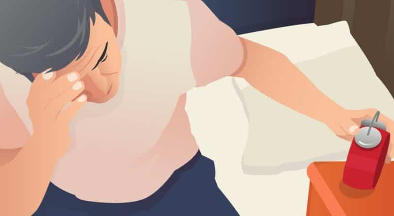 Senile Bettflucht - es gibt einige Gründe für den gestörten Schlaf-Wach-Rhythmus