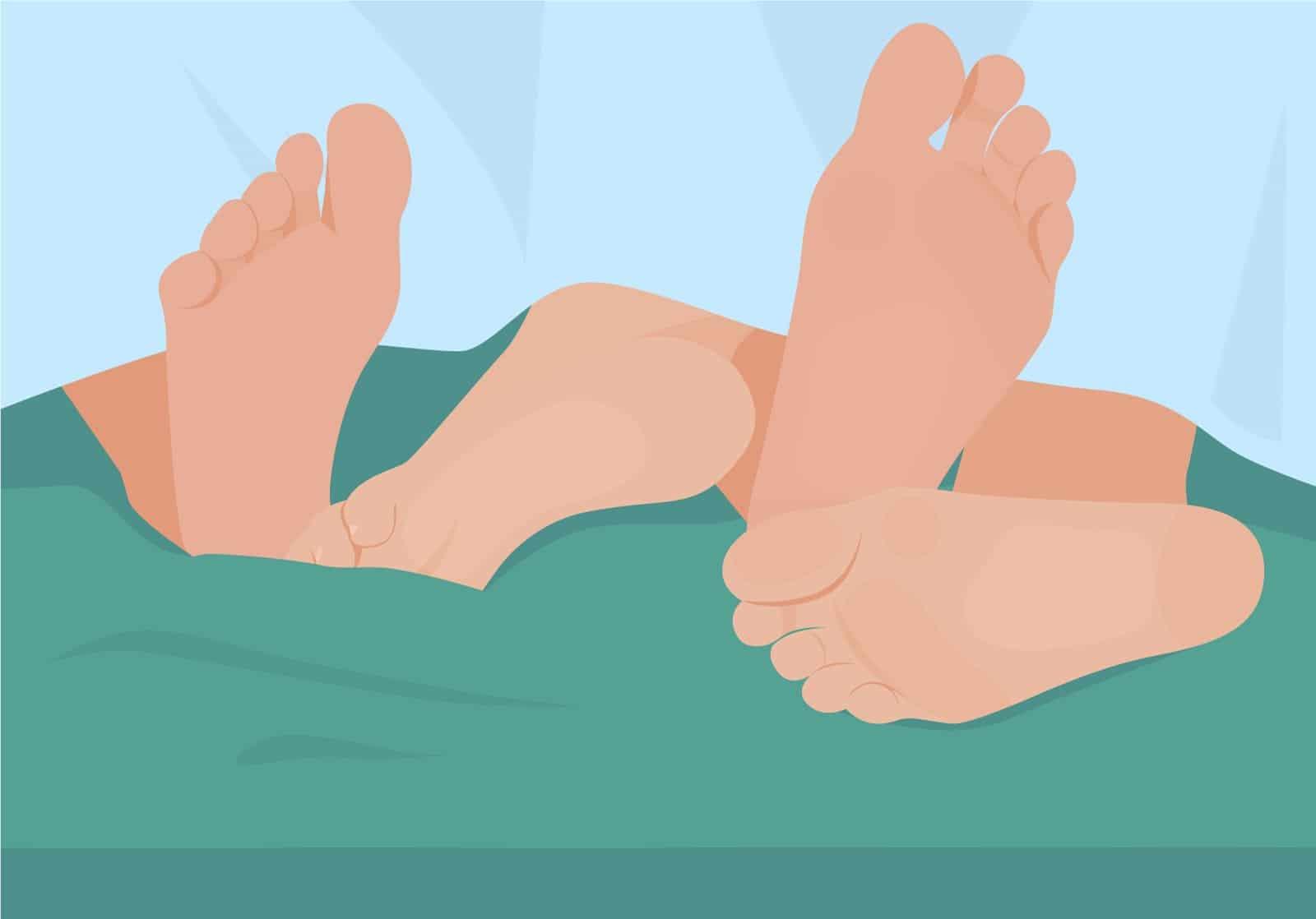 Sex im Schlaf - es wird auch als Sexsomnia bezeichnet