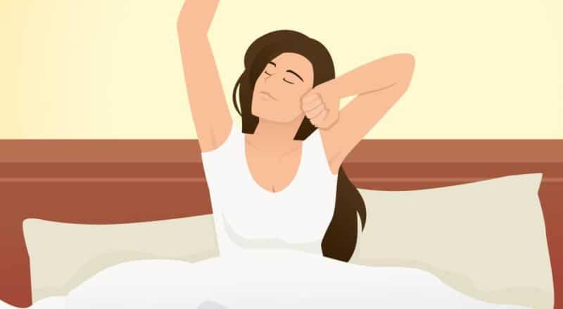 Tipps gegen Müdigkeit - Frische Luft, eine Tasse Kaffee oder kaltes Wasser helfen kurzzeitig gegen akute Müdigkeit