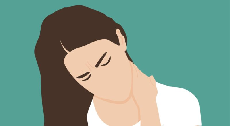 Verspannter Nacken: Obwohl die Verspannungen im Nacken Symptome auslösen, die zweifelsohne unangenehm sind, ist es dennoch meist harmlos.